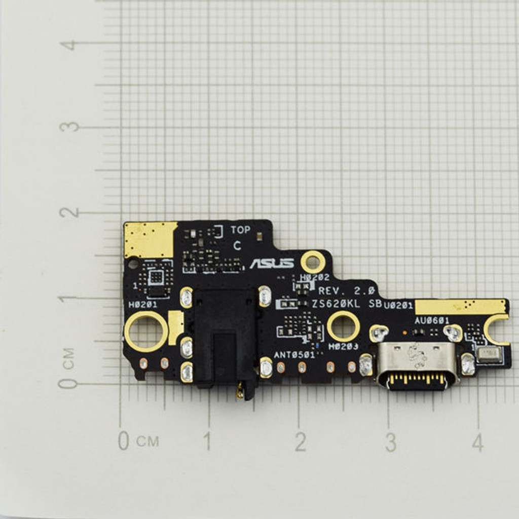 Asus Zenfone 5z ZS620KL Dock Charging Flex Cable