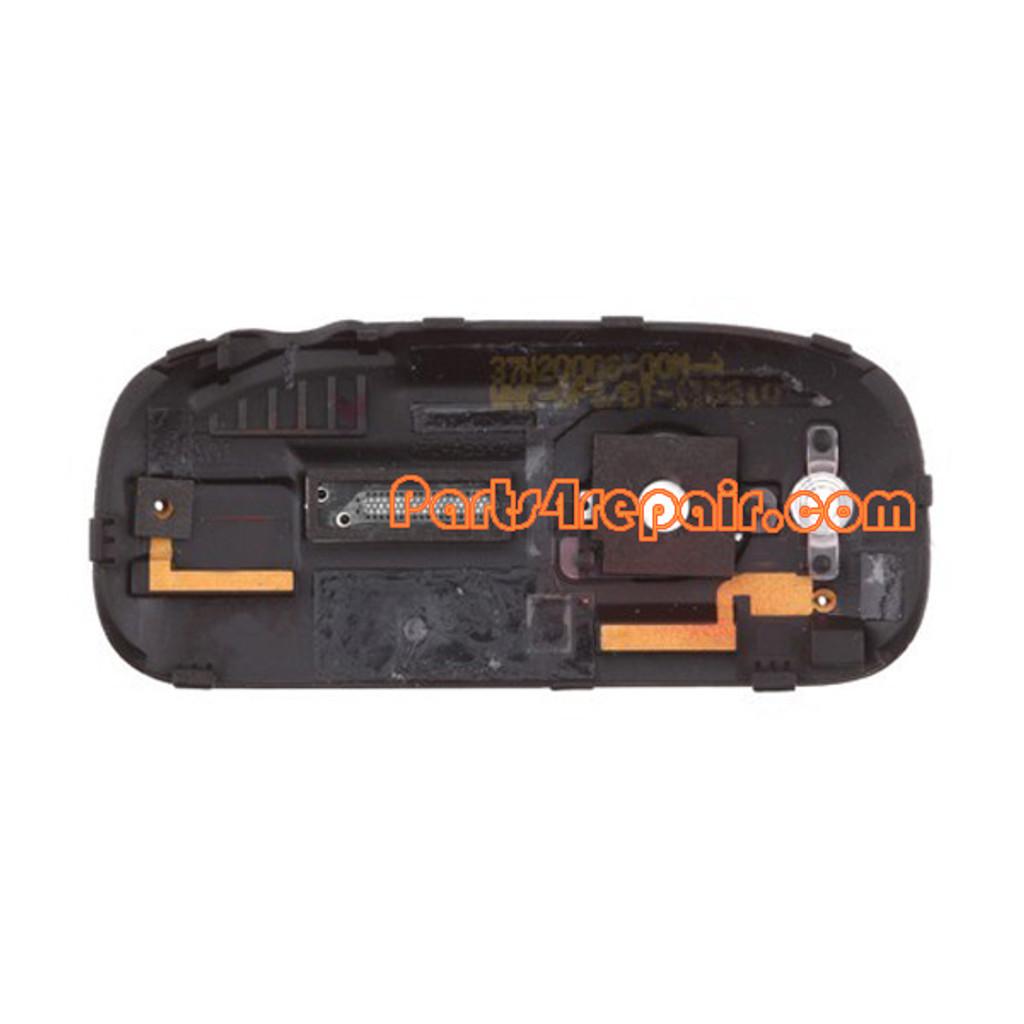 Full Housing Cover for HTC Desire S  -Black