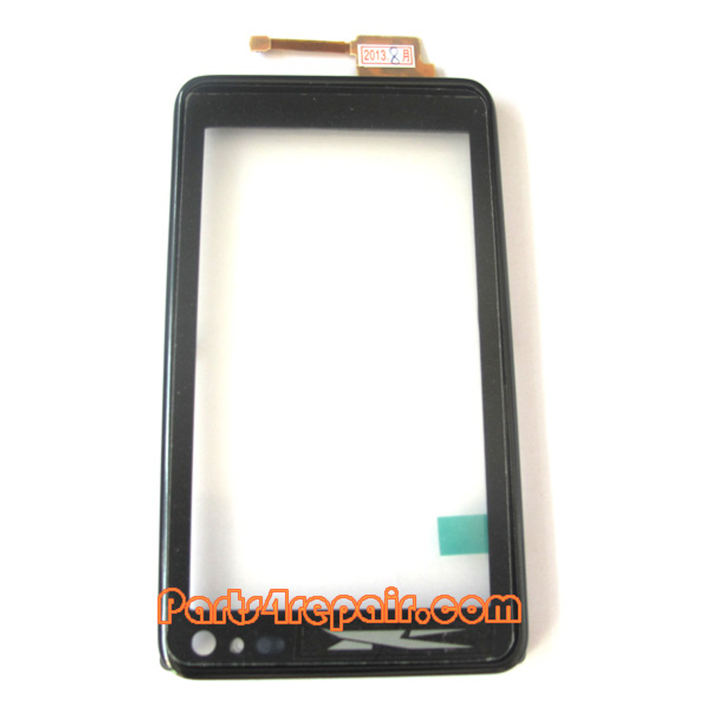 Touch Screen with Frnot Cover for Nokia N8