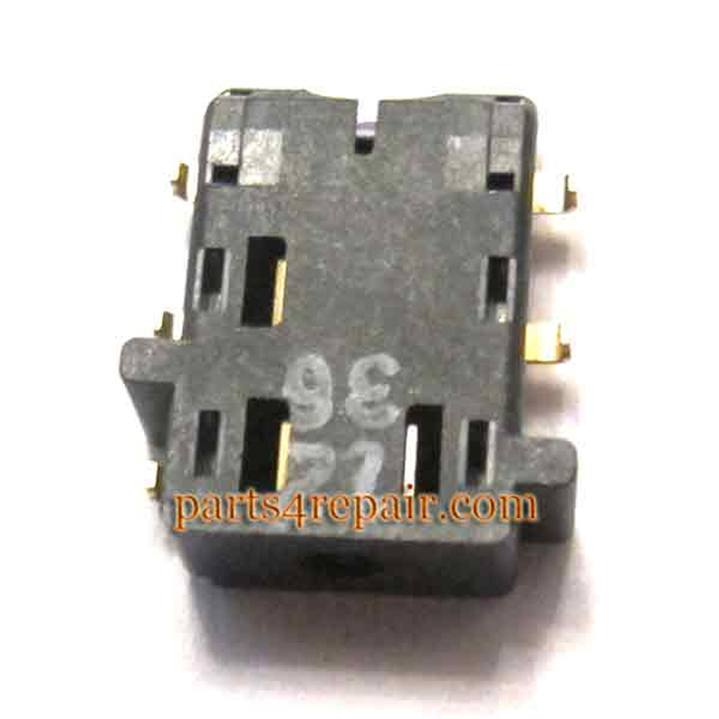 HTC EVO 3D Headset Connector from www.parts4repair.com