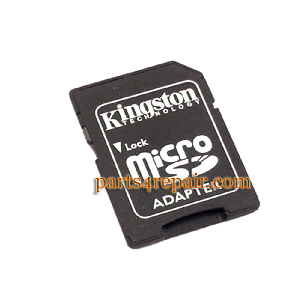 Kingston Micro SD Adapter from www.parts4repair.com