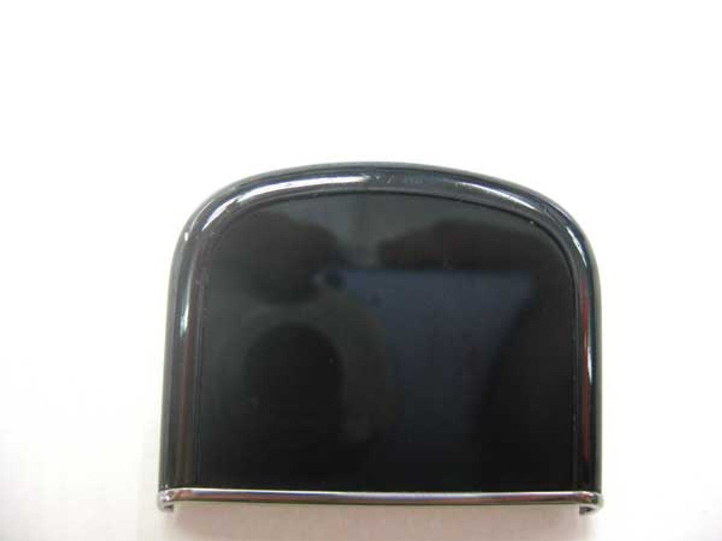 Nokia 8800 Arte Black Bottom Cover with Mirror Surface from www.parts4repair.com