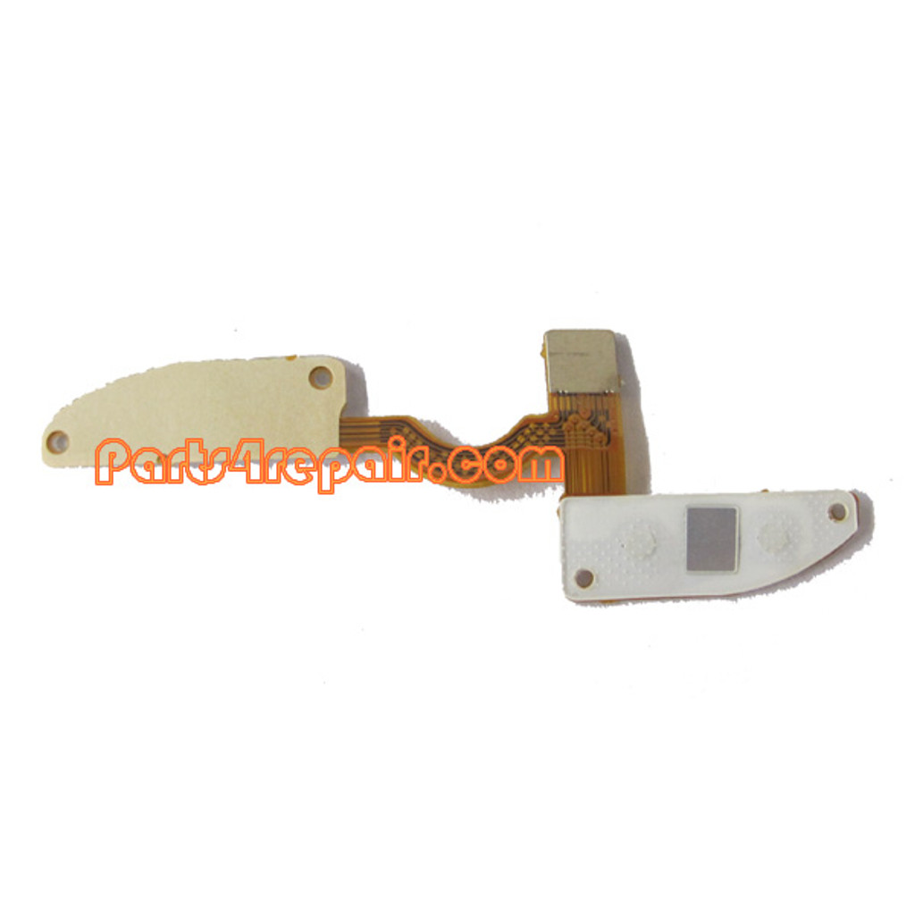 BlackBerry Torch 9810/9800 End Send Escape Key Membrane Flex Cable from www.parts4repair.com