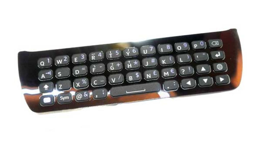 Sony Ericsson Xperia Pro Keypad -Black from www.parts4repair.com