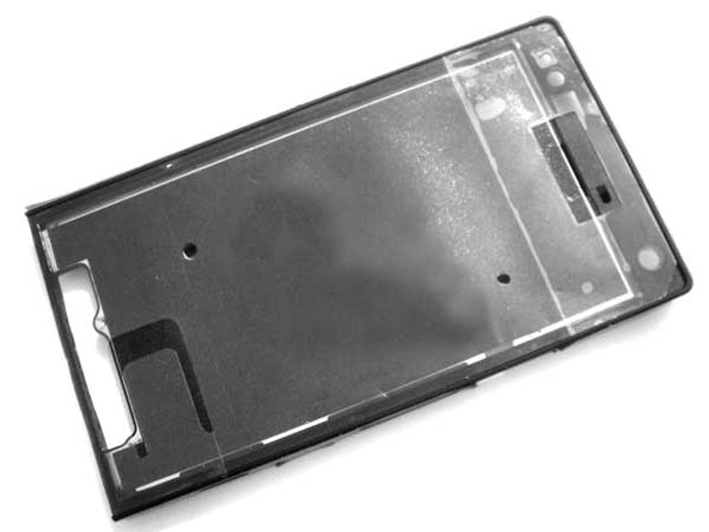 Sony Xperia S Front Faceplate from www.parts4repair.com