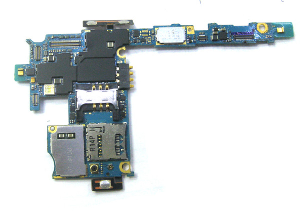 Samsung i9100 Galaxy S II Main Board with Program from www.parts4repair.com