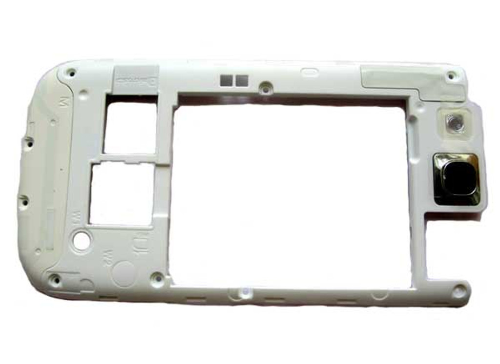 Samsung I9300 Galaxy S III Middle Cover -Blue from www.parts4repair.com