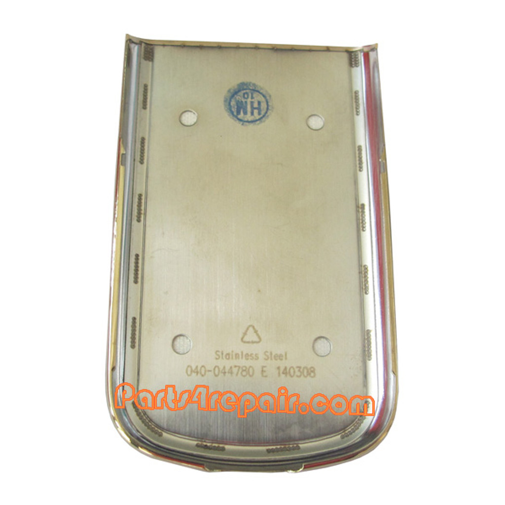 Nokia 8800 Gold Arte 4G Battery Cover