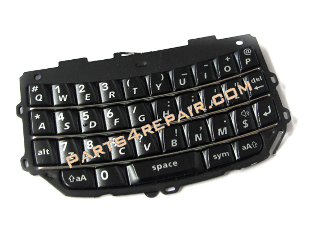 BlackBerry Torch 9810 Keypad -Black from www.parts4repair.com