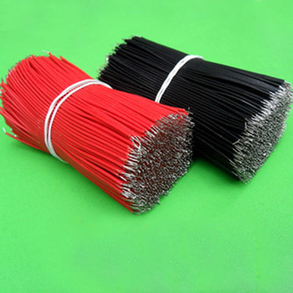 1000pcs Motherboard Jumper Cable Wires Tinned 10cm from www.parts4repair.com