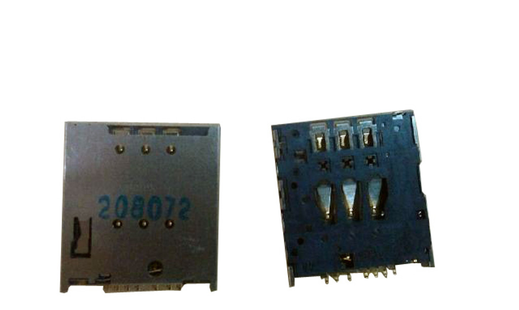 Sony Xperia P lt22i / Sony Xperia T LT30p SIM Connector from www.parts4repair.com
