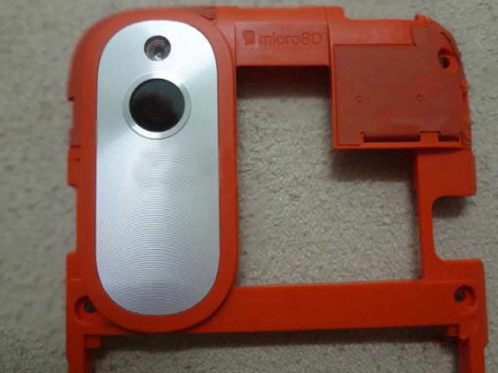 HTC Desire V Middle Cover