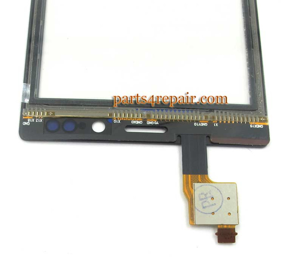 Sony Xperia J ST26I Touch Screen with Digitizer