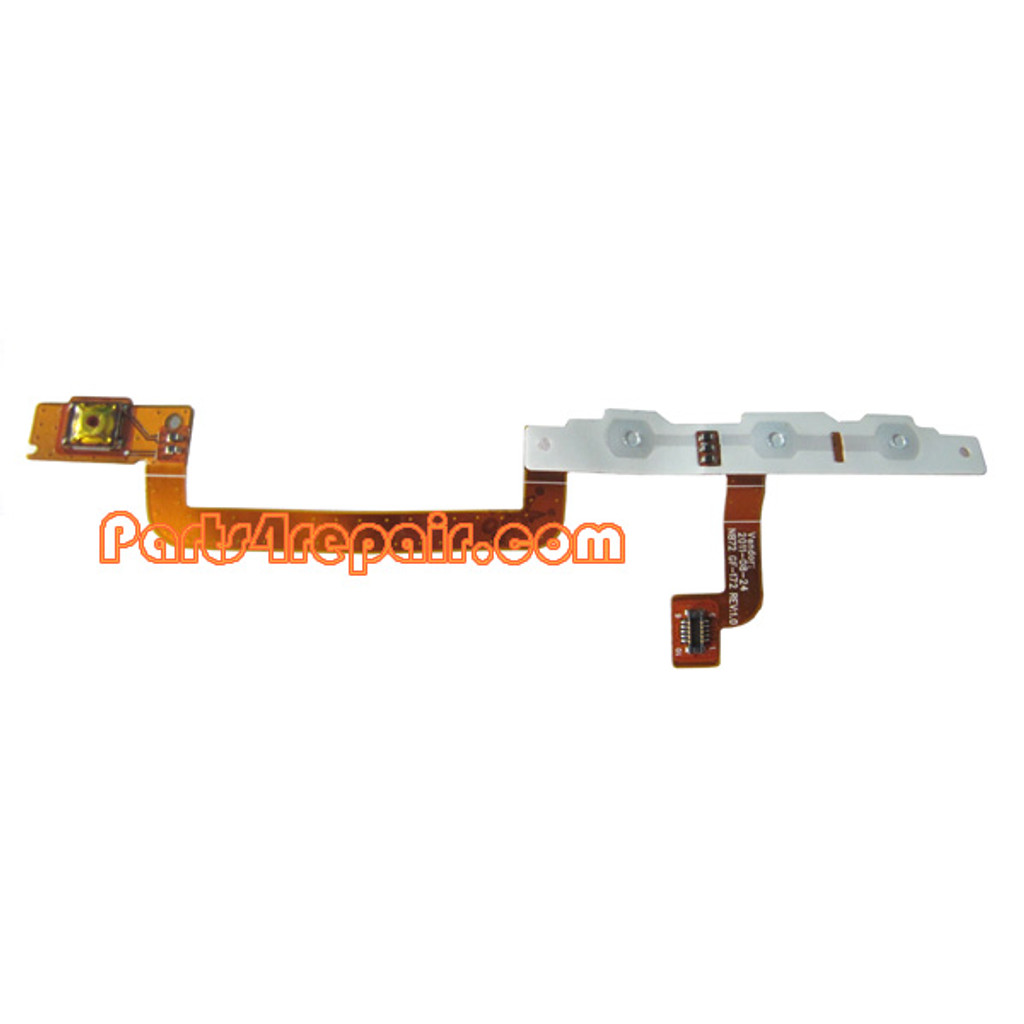 Nokia Lumia 800 Side Keypad Flex Cable from www.parts4repair.com