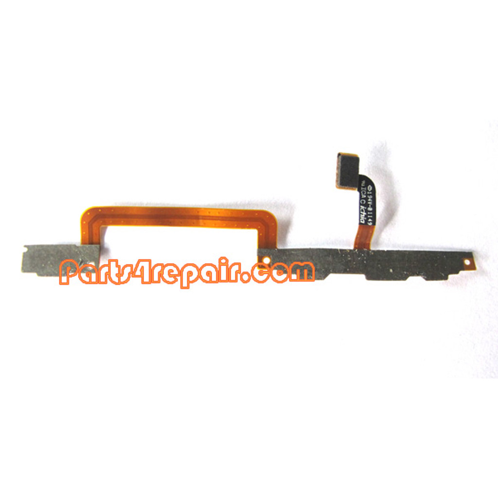 Nokia Lumia 800 Side Keypad Flex Cable