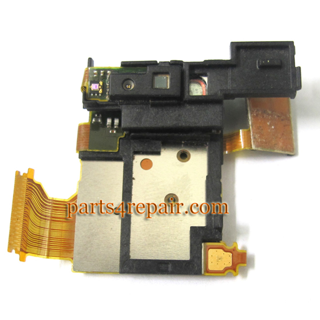 Sony Xperia ion LTE LT28 SIM Holder Flex Cable