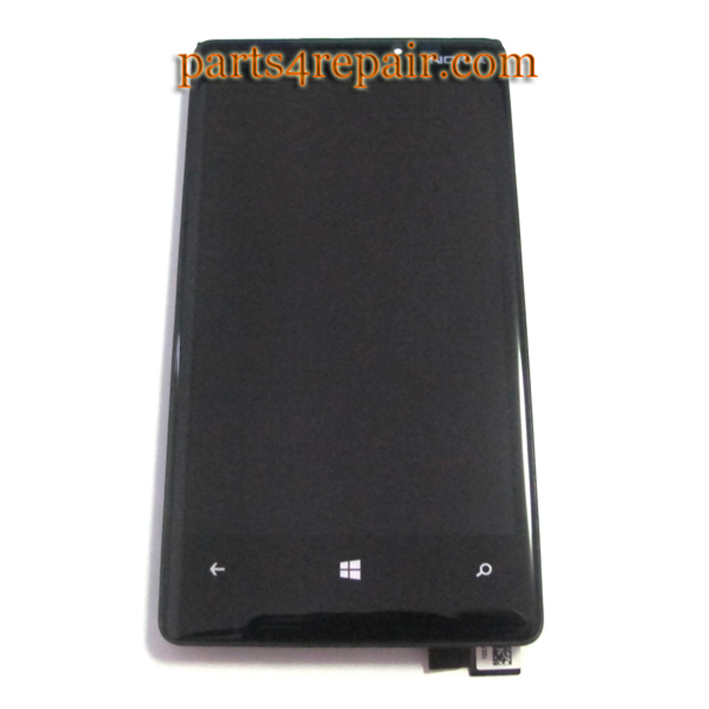 We can offer Nokia Lumia 920 Complete Screen Assembly with Bezel