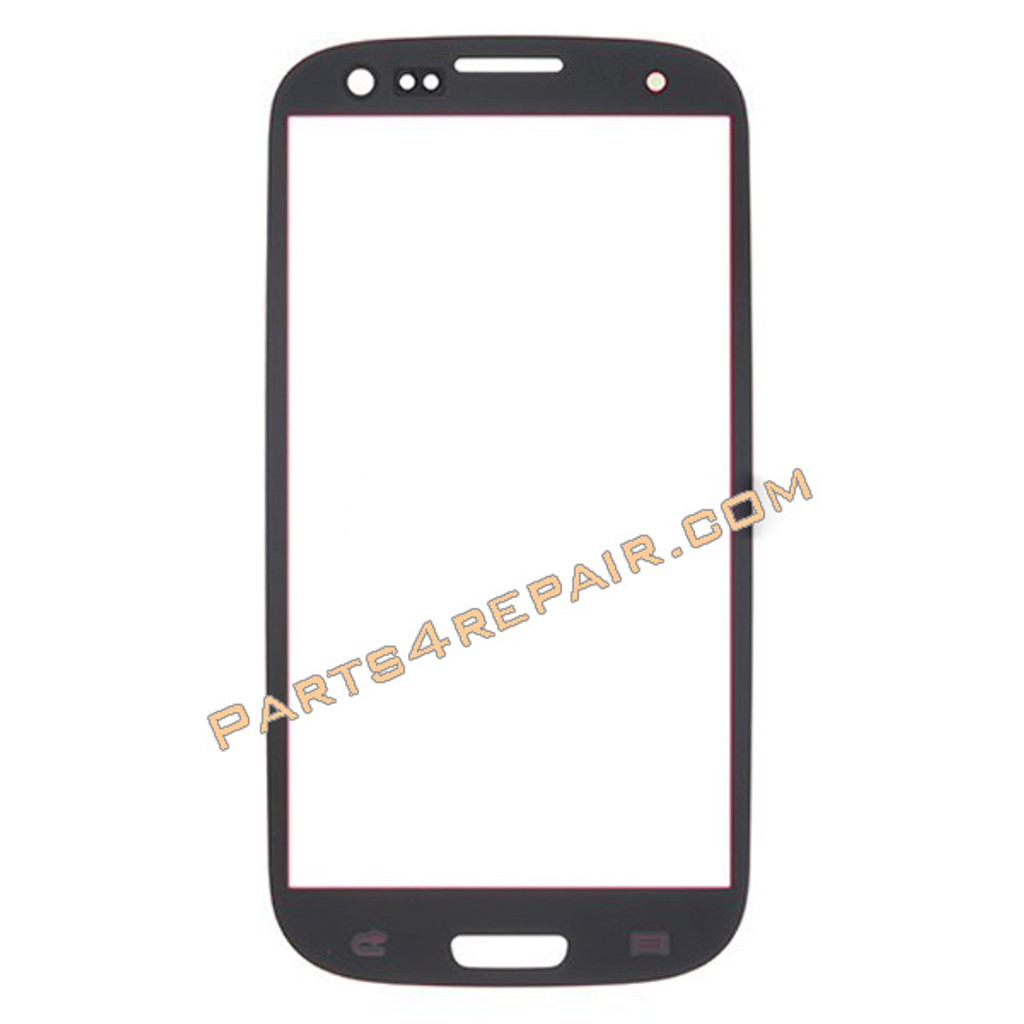 Samsung I9300 Galaxy S III Front Glass Touch Lens Screen -Pink from www.parts4repair.com