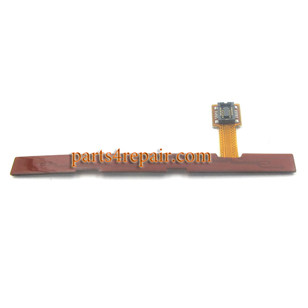 Samsung Galaxy Tab 2 10.1 P5100 Volume Flex Cable