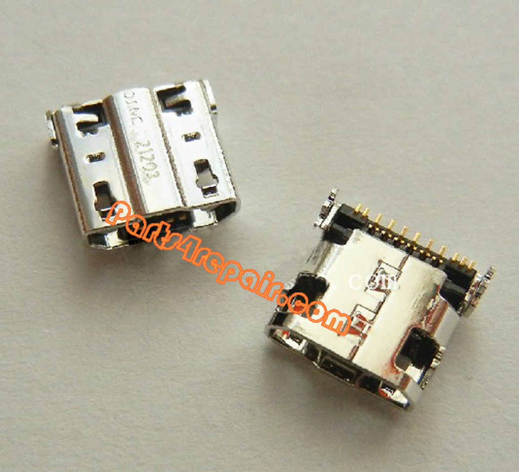 Dock Charging Connector for Samsung Galaxy Note II N7100/i9500 from www.parts4repair.com