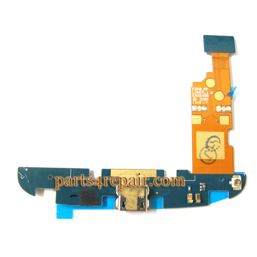 Dock Charging Flex Cable for LG Nexus 4 E960 -Used