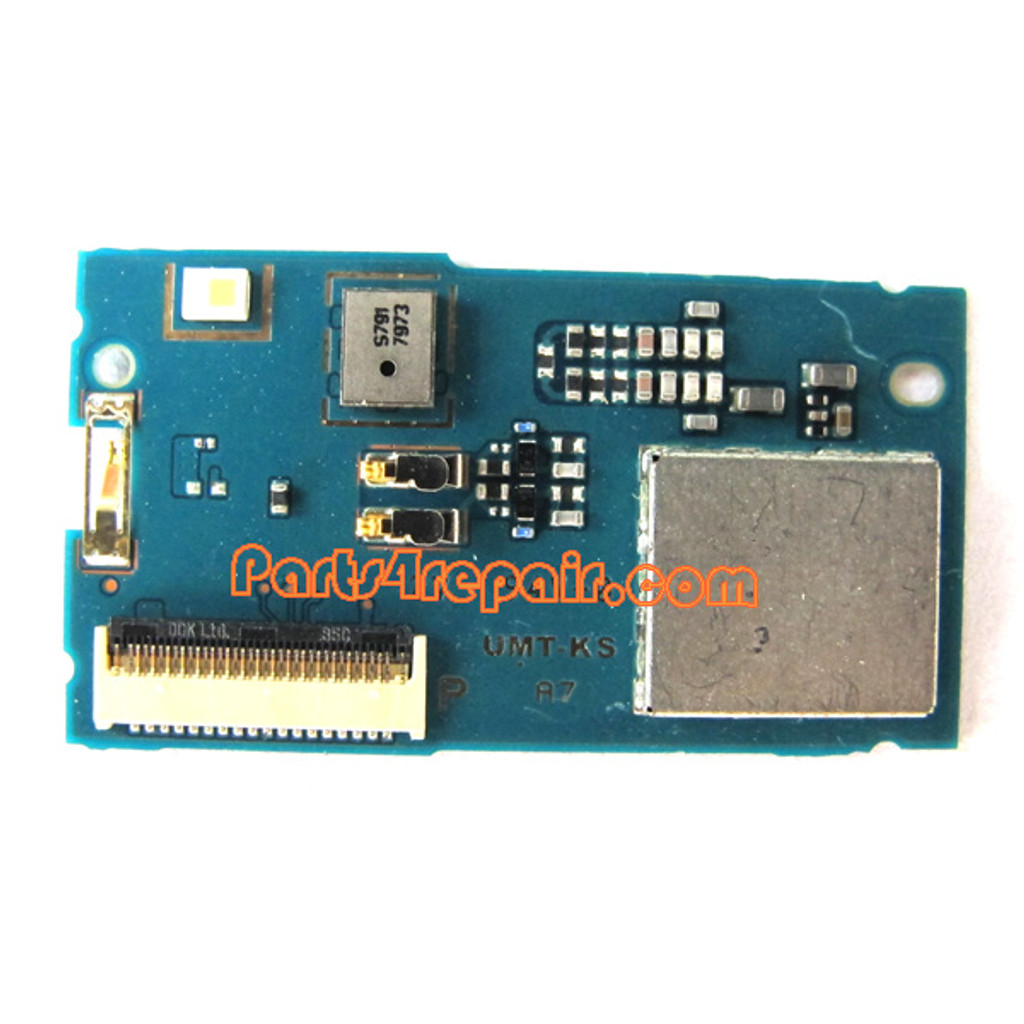 Microphone Board for Sony Xperia ion LTE LT28 from www.parts4repair.com