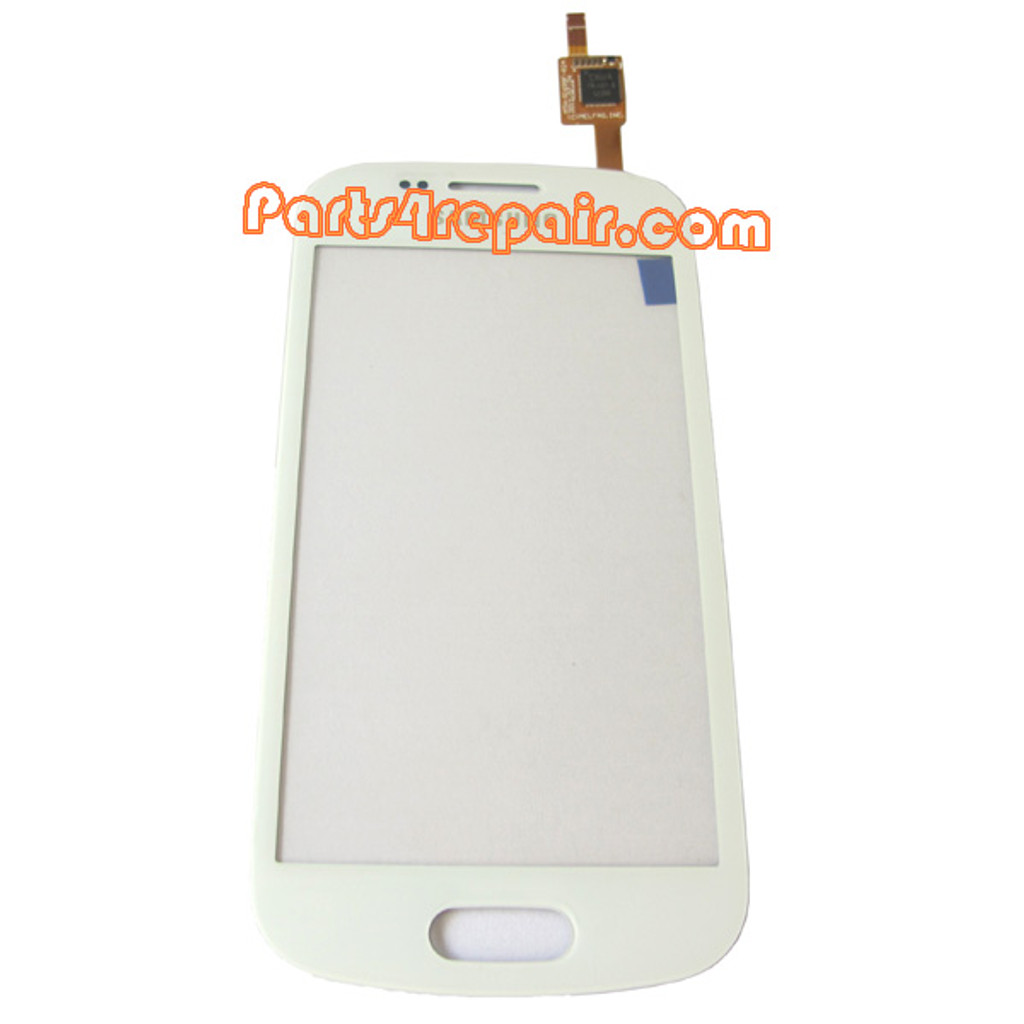 Touch Screen Digitizer for Samsung Galaxy Trend II Duos S7572 -White from www.parts4repair.com