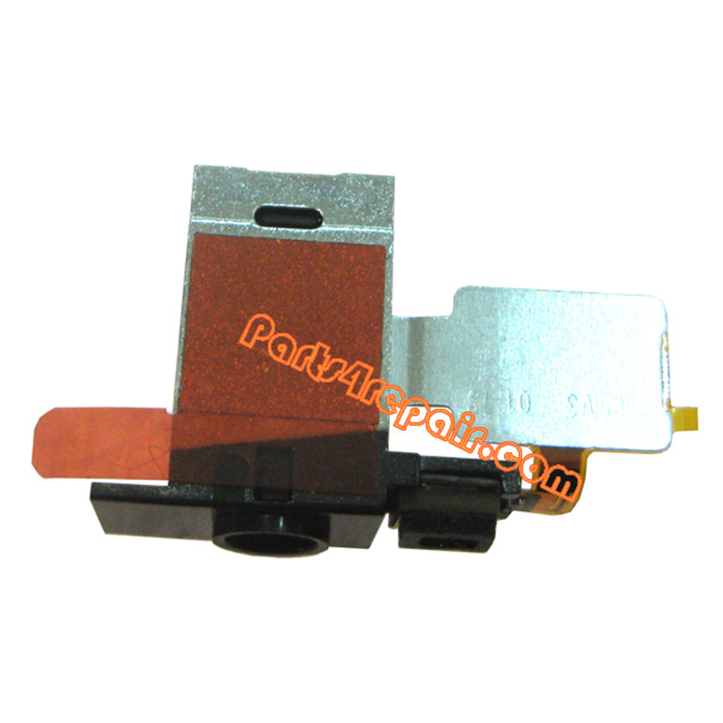 We can offer Earphone Jack Plug Flex Cable for Nokia Lumia 920