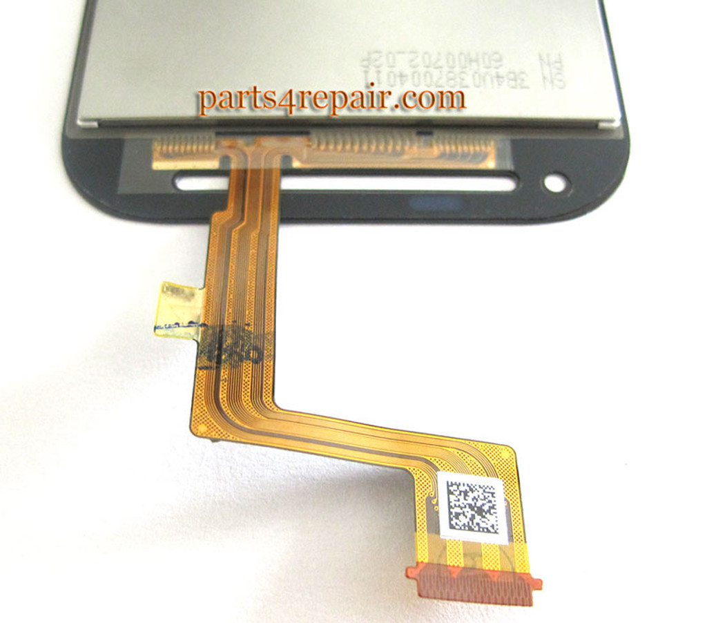 Complete Screen Assembly with LGP for HTC One SV -Black
