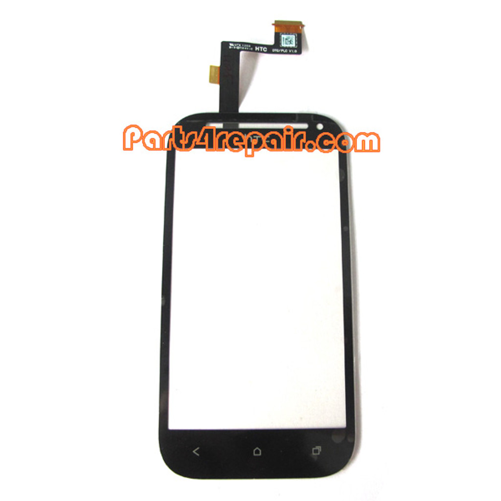Touch Screen Digitizer for HTC One SV -Black from www.parts4repair.com