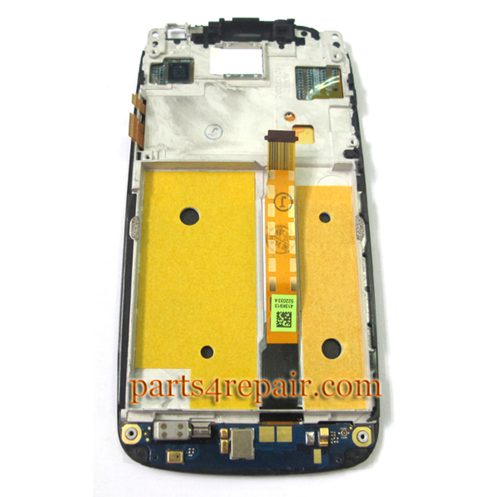 Complete Screen Assembly with Bezel for HTC One S