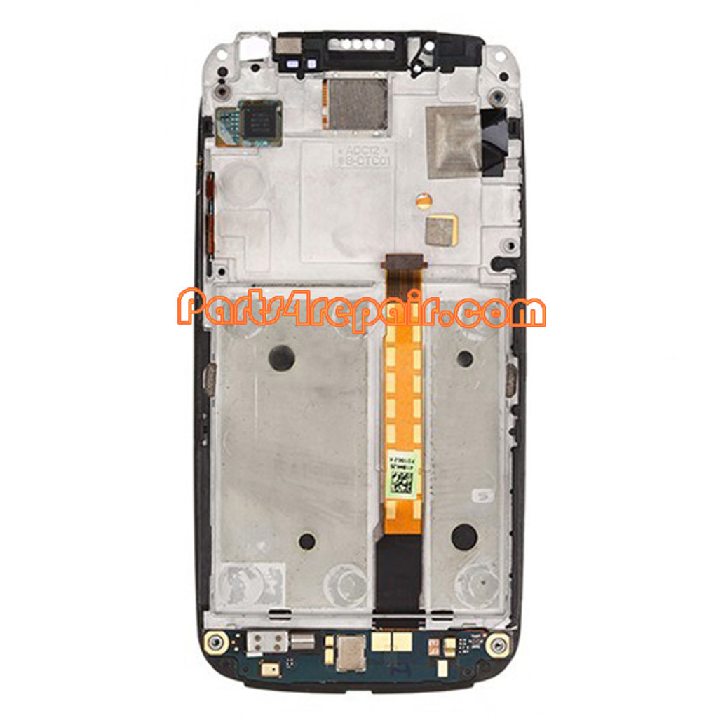 Complete Screen Assembly with Bezel for HTC One S (T-Mobile Version)