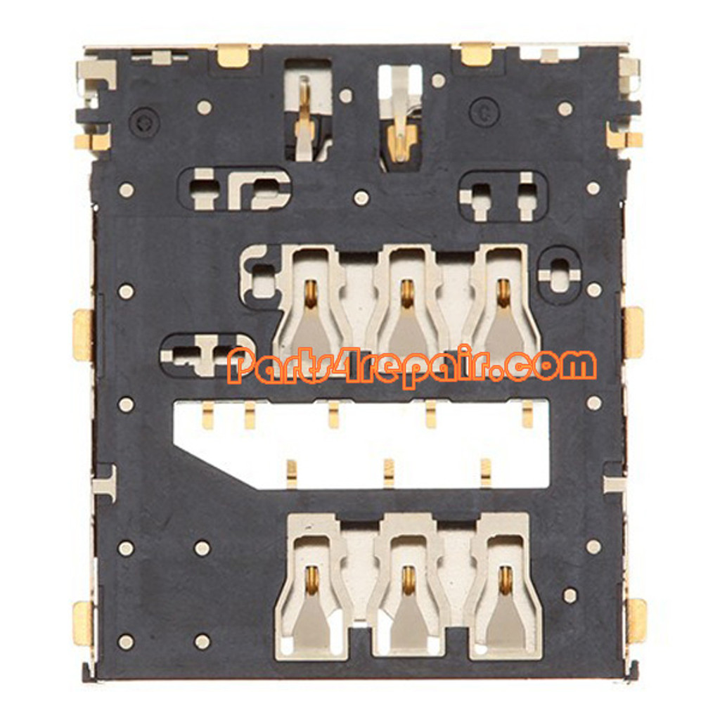 We can offer SIM Card Reader Contact for Sony Xperia Z L36H