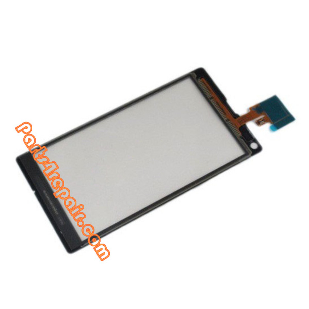 We can offer Touch Screen Digitizer for Sony Xperia L S36H -Black
