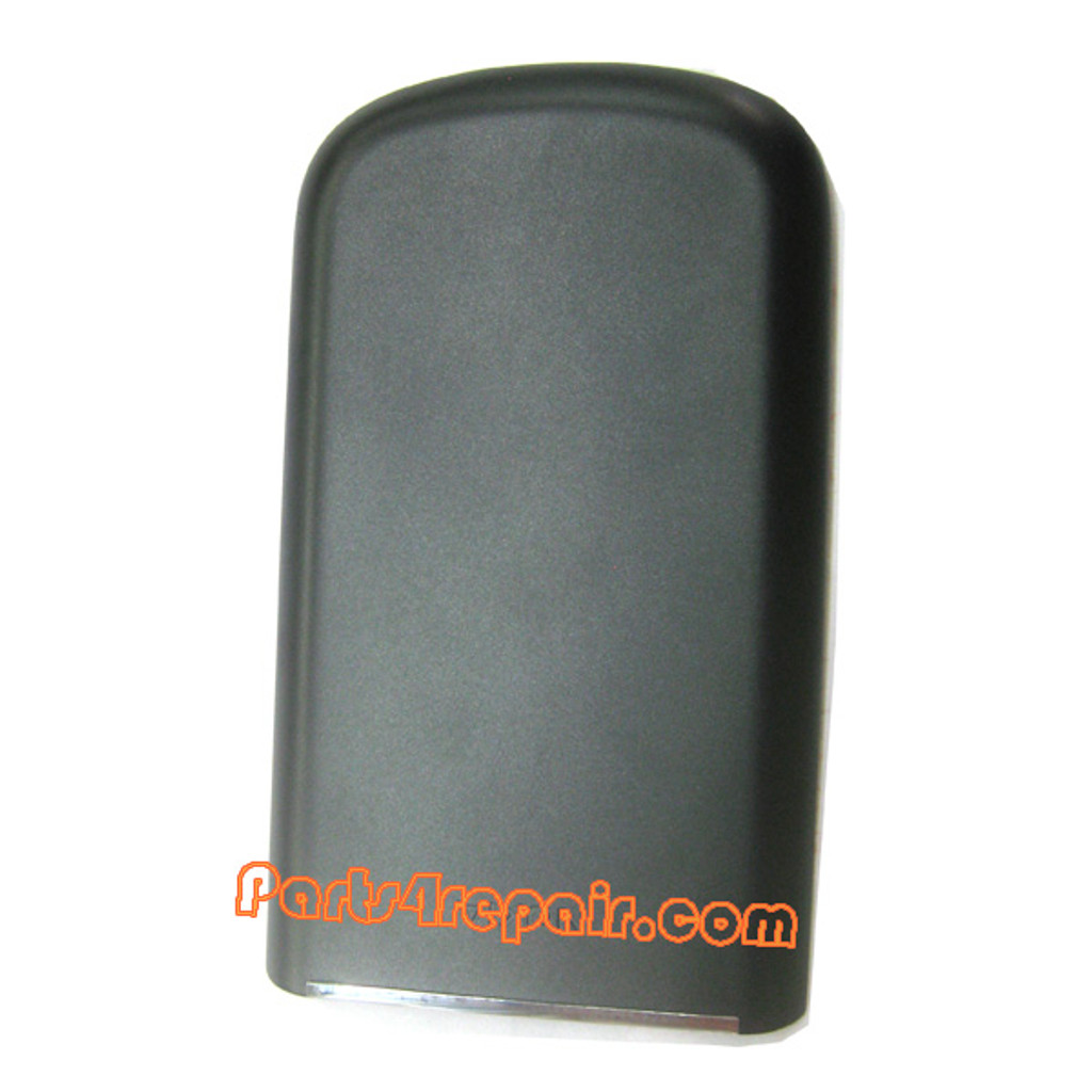 Battery Cover Smooth Style for Nokia 8800 Arte Black