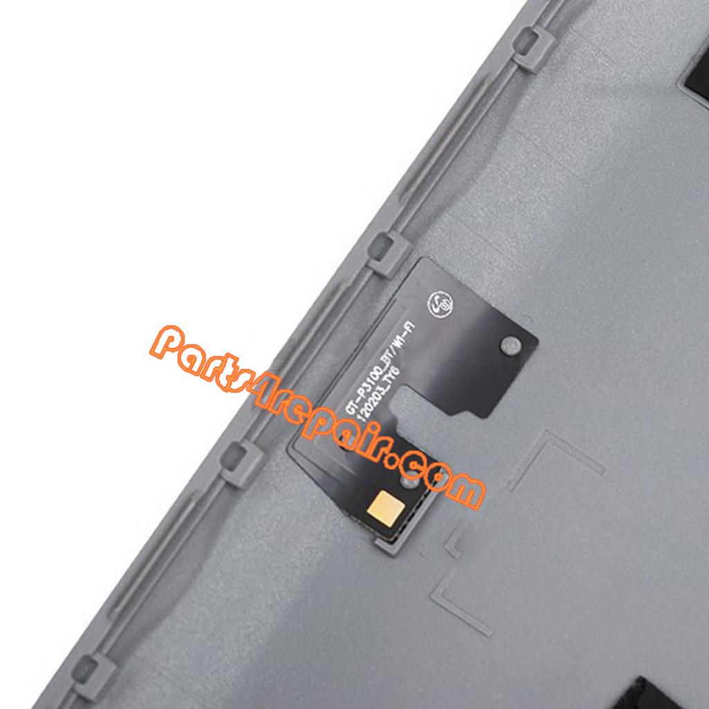 Back Cover for Samsung Galaxy Tab 7.0 P3100 -Grey