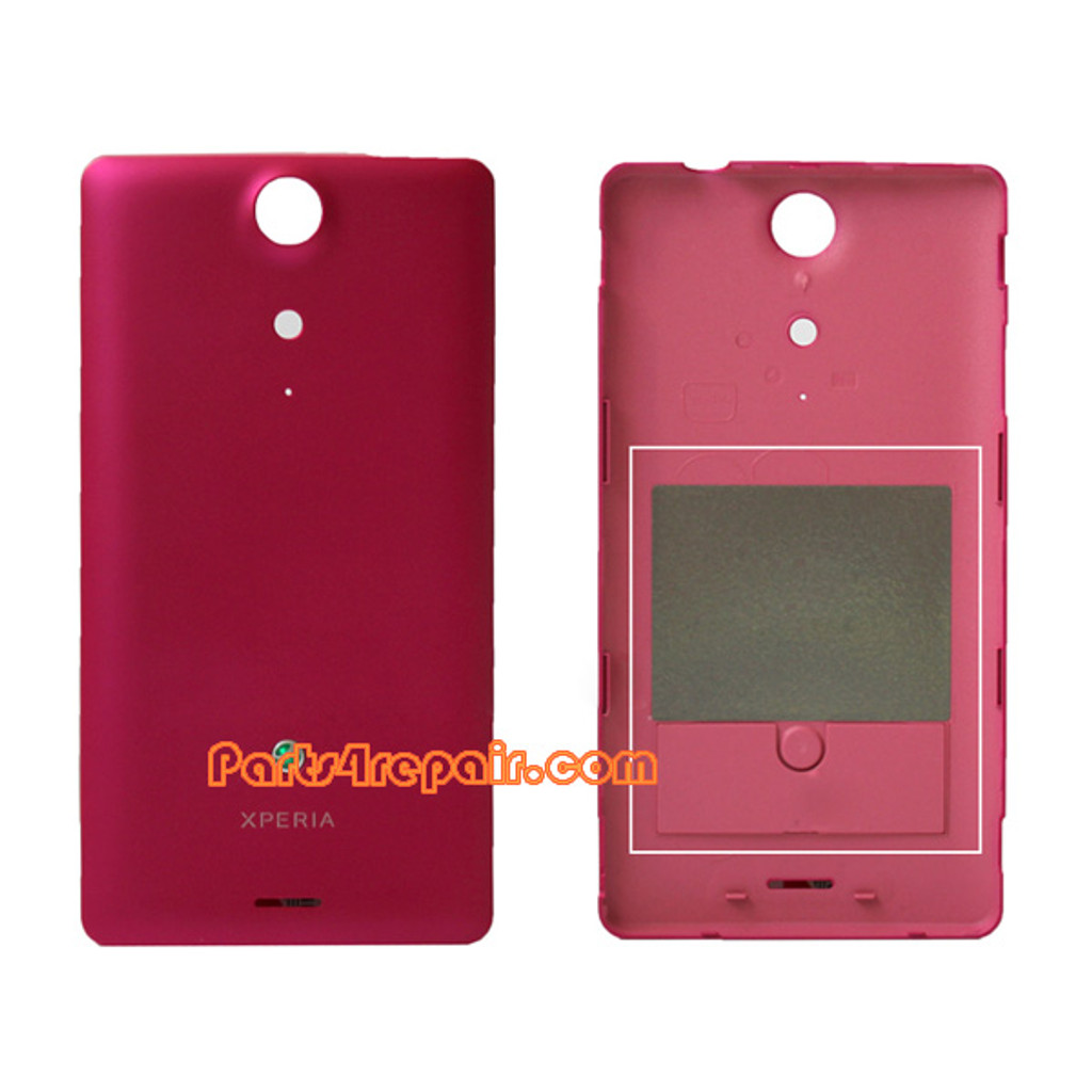We can offer Sony Xperia TX LT29i Back Cover -Red