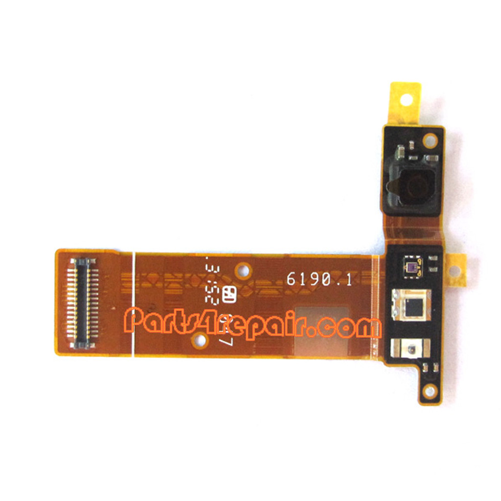 Front Camera Flex Cable for Sony Xperia SP m35h from www.parts4repair.com