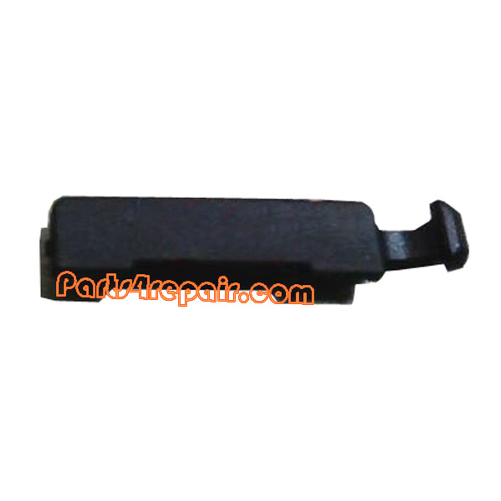 USB Cover for HTC Butterfly X920E -Black from www.parts4repair.com