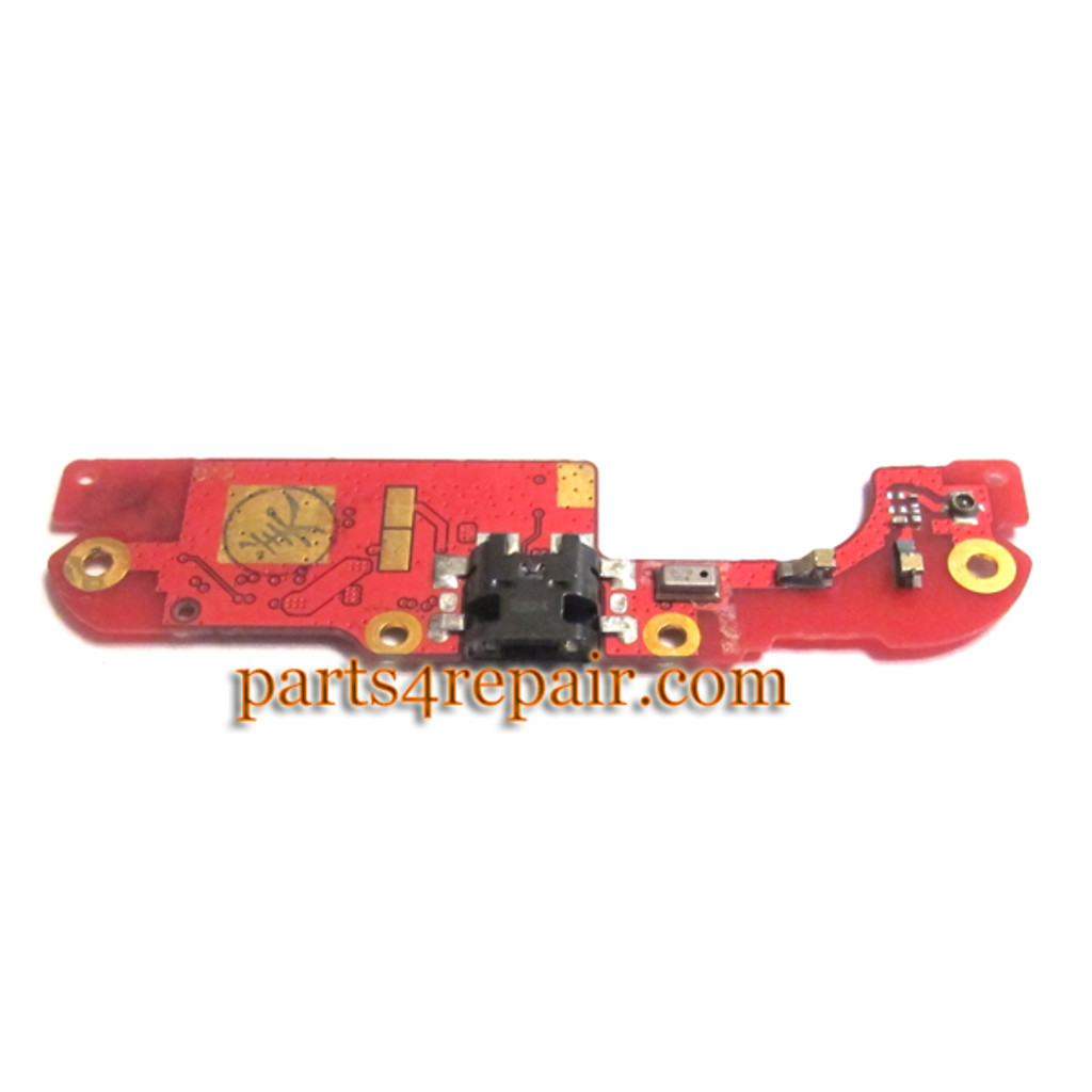 USB Charging Board for HTC One SU / SV from www.parts4repair.com