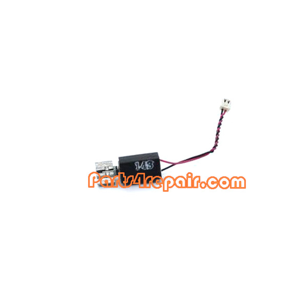 Vibrator for HTC Desire HD from www.parts4repair.com