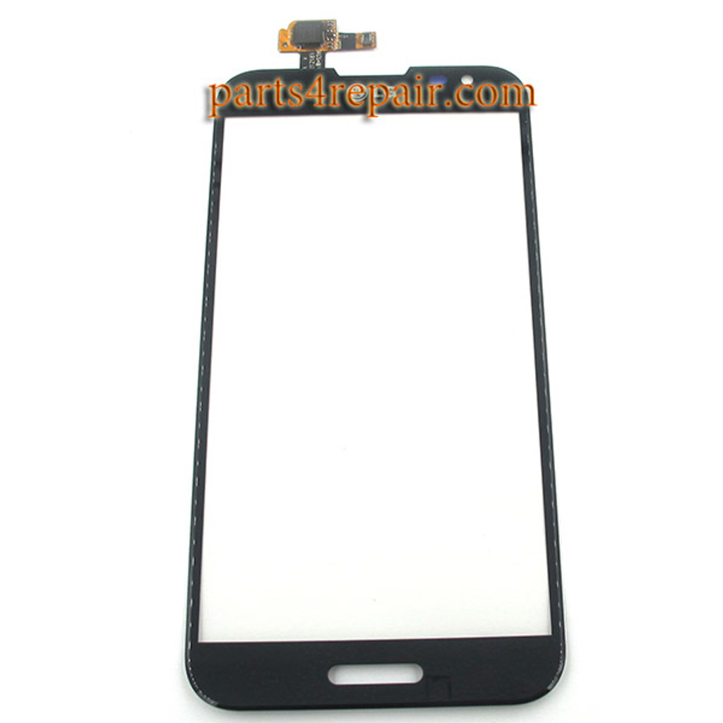 Touch Screen Digitizer for LG Optimus G Pro F240 -Black from www.parts4repair.com
