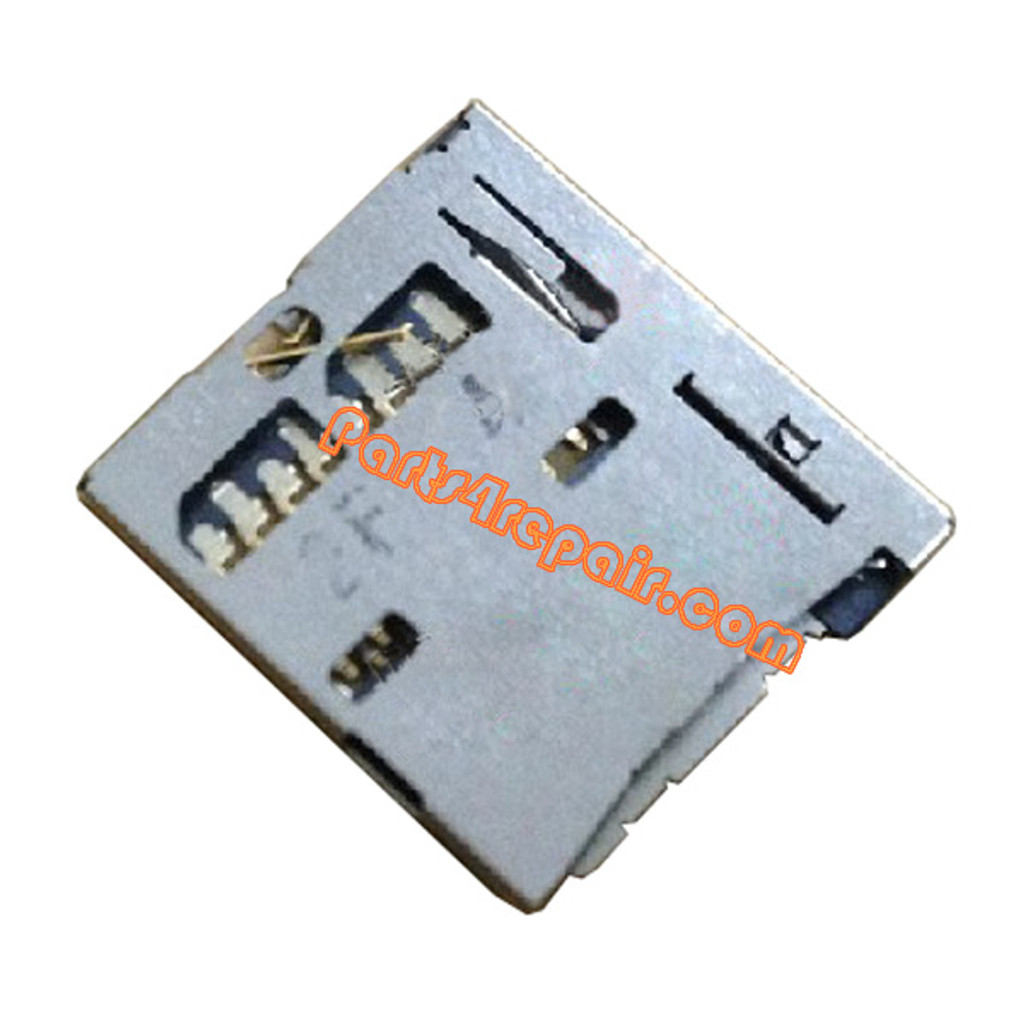 Memory Contact Holder for Samsung Galaxy Note II N7100