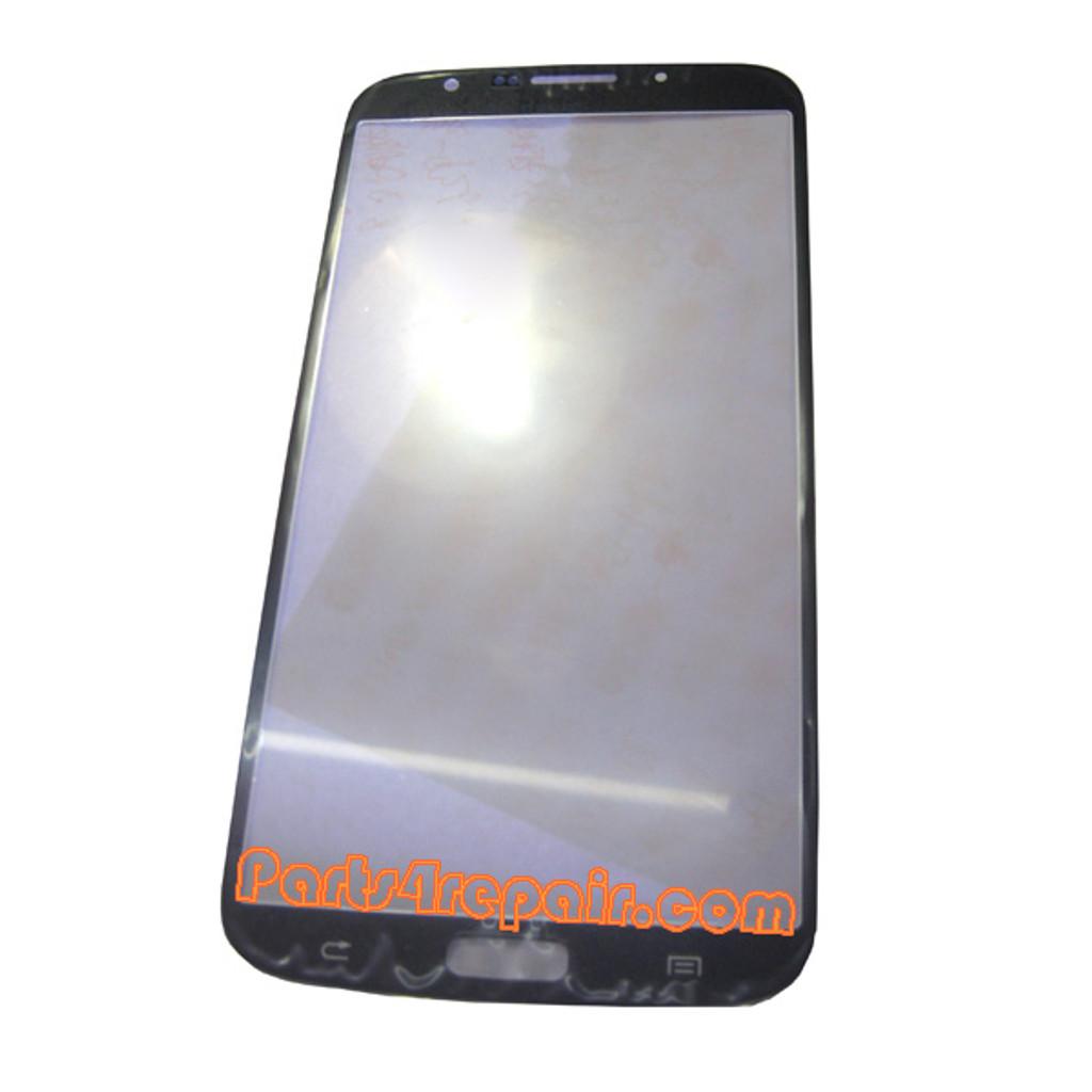 We can offer Front Glass Lens for Samsung Galaxy Mega 6.3 I9200 -Black