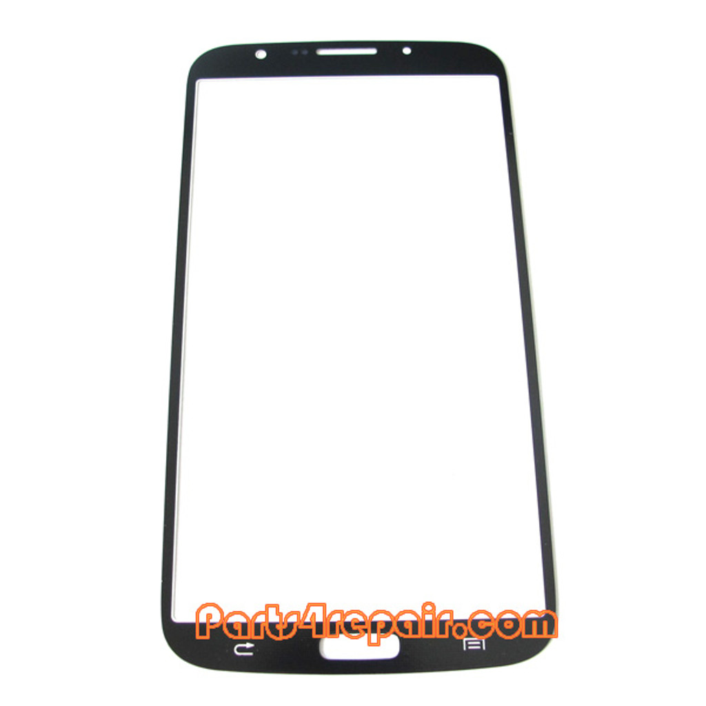 Generic Front Glass Lens for Samsung Galaxy Mega 6.3 I9200 -White