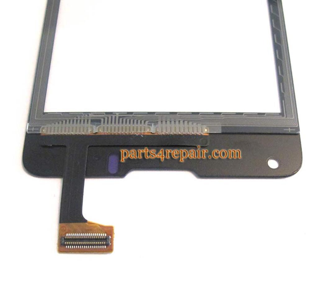 Touch Screen Digitizer for Huawei Ascend Y300 U8833 -Black