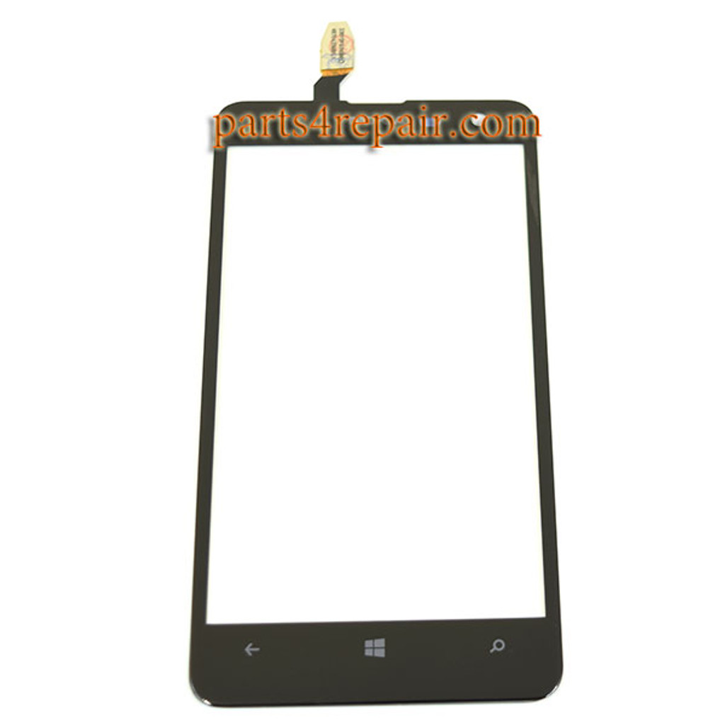 Touch Screen Digitizer for Nokia Lumia 625 from www.parts4repair.com
