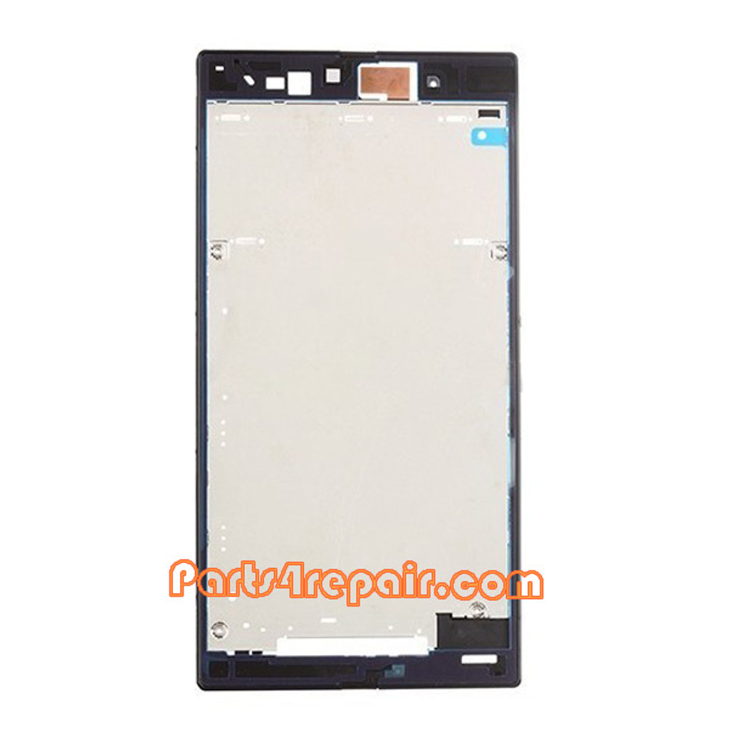Front Housing Cover for Sony Xperia Z Ultra XL39H from www.parts4repair.com