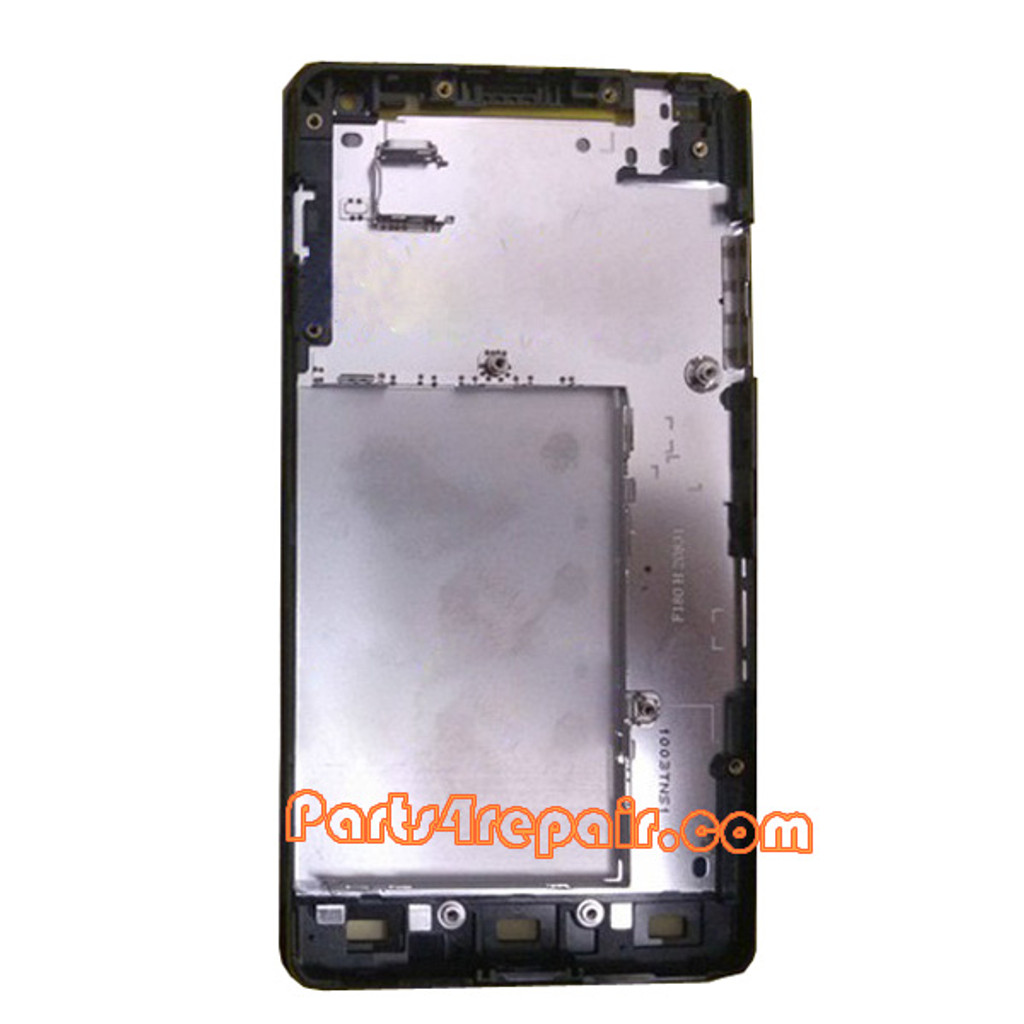 We can offer Front Housing Cover for LG Optimus G F180 -White