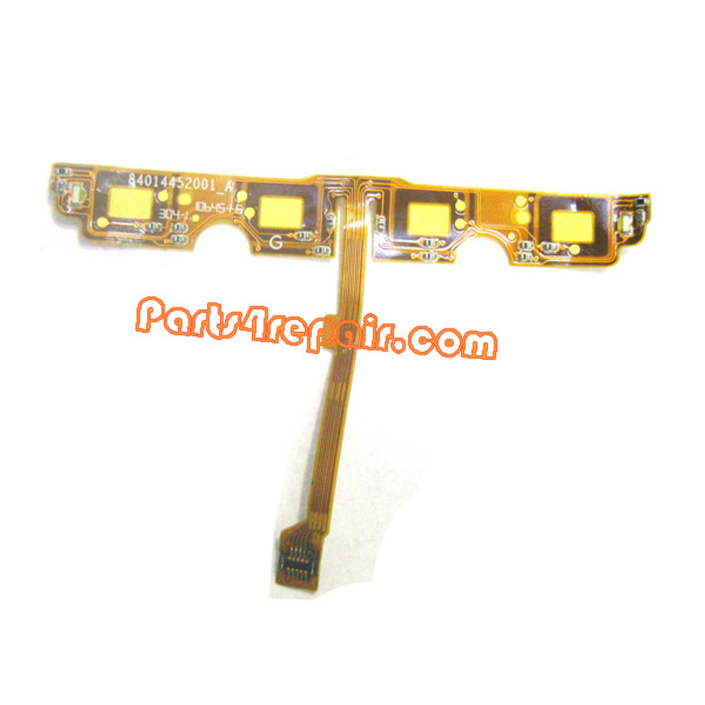 Touch Flex Cable for Motorola RAZR XT910 from www.parts4repair.com